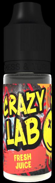 Crazy Lab, Fresh Juice, Aroma