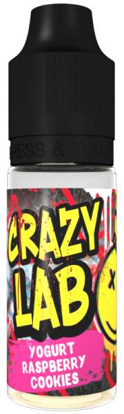 Crazy Lab, Yogurt Raspberry Cookies, Aroma