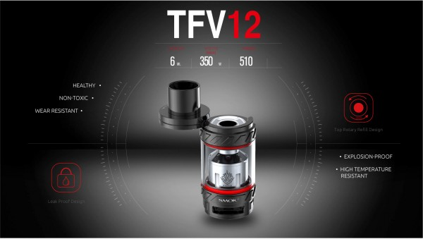 SMOK, TFV12 Cloud Beast King,