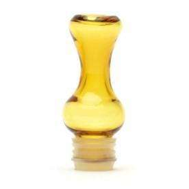 Drip Tip, Glas Ming-F gelb