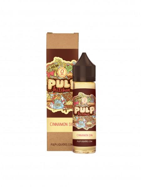 PULP Kitchen, Cinnamon Sin, 50ml