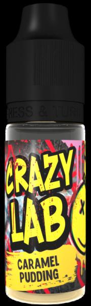 Crazy Lab, Caramel Pudding, Aroma
