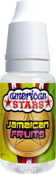 American Stars JAMAICAN FRUITS - American Style E-Liquid made in EU