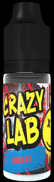 Crazy Lab, Energy, Aroma