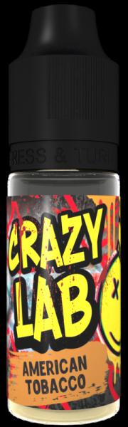 Crazy Lab, American Tobacco, Aroma