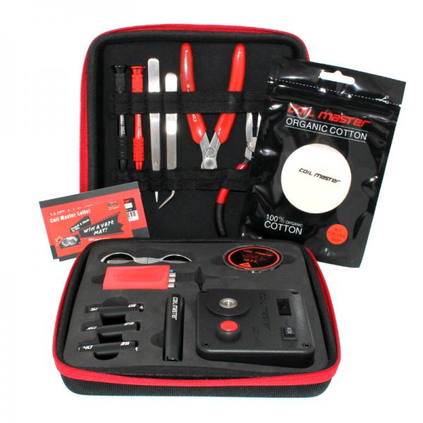 Coilmaster DIY Kit V3 - Set für Selbstwickler
