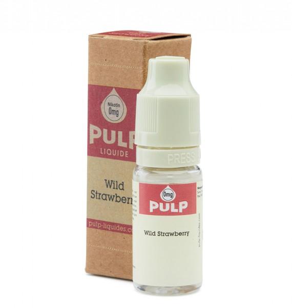 PULP, Wild Strawberry, 10ml