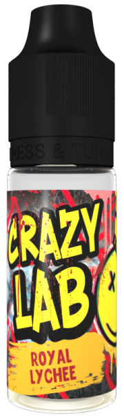 Crazy Lab, Royal Lychee, Aroma