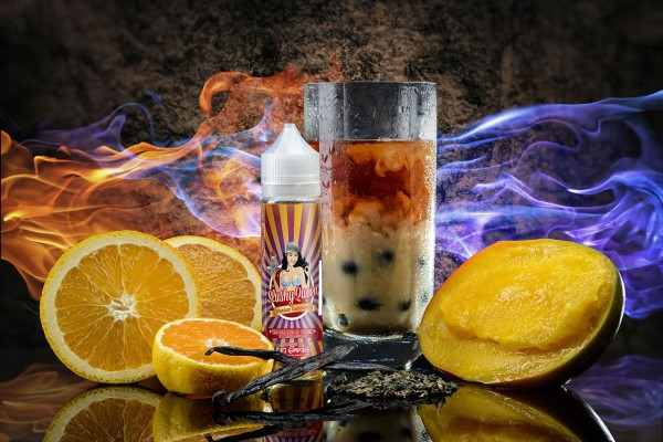Slushy Queen Aroma 12ml THAI CHAI BOBA ON THE ROXX