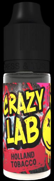 Crazy Lab, Holland Tobacco, Aroma