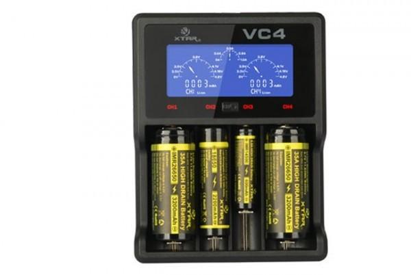 VC4 4 Schacht USB Ladegerät