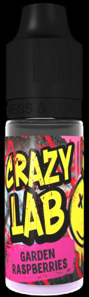 Crazy Lab, Garden Raspberries, Aroma
